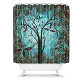 Madart Inc. Romantic Evening Shower Curtain