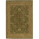 International First Lady Empress Garden Federal Olive Rug