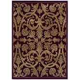 International First Lady Via Verde Ancient Red Rug