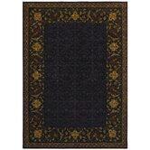 First Lady Royal Pavilion Old Republic Black Rug