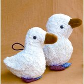 Kallisto Duck Organic Stuffed Animal with Music Box