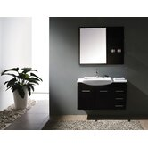 "Kasha 38.75"" Single Bathroom Vanity"