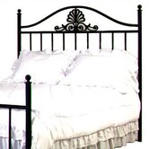 Coronet Wrought Iron Headboard