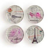 Bella Boudoir Coasters (Set of 4)
