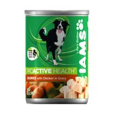 ProActive Health Adult Wet Dog Food with Chicken in Gravy (12.3-oz,case of 12)