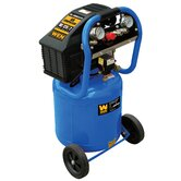10 Gallon 2 HP Vertical Tank Compressor