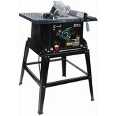 10&quot; Table Saw With Stand