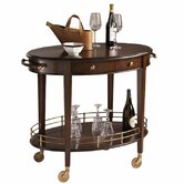 Ackermann Serving Cart