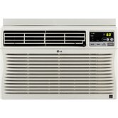 18,000 BTU Energy Star Window-Mounted Air Conditioner with Remote Control (230 volts)