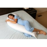 Snoozer® Dreamweaver Premium Hypoallergenic Full Body Pillow with Pillowcase
