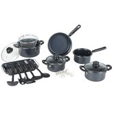 Complete 22 Piece Non Stick Cookware Set