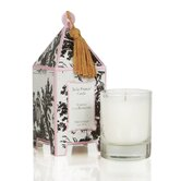 Classic Toile Vanille a la Francaise Pagoda Candle
