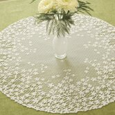 Blossom Round Doily