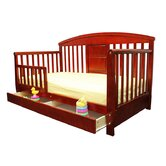 Deluxe Toddler Day Bed with Storage Drawer