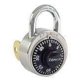 Zephyr Built-in Padlock with Control Key