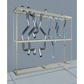 Rivetwell Shelving Tailpipe Storage