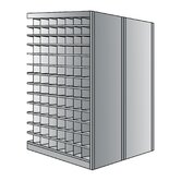 Deep Bin Shelving