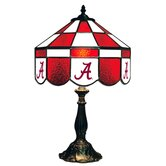 "NCAA 14"" Executive Style Stained Glass Table Lamp"