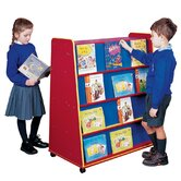Primary Coloured Mobile Book Unit