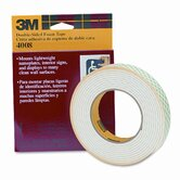 Foam Mounting Double-Sided Tape, 1 Wide x 144 Long