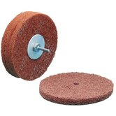 "Scotch-Brite™ High Strength Discs - 6""x 1/2"" scotch-brite high strength disc"