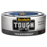 "1.88"" x 20 Yards Transparent Duct Tape"