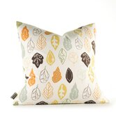Aequorea Rhythm Collage Pillow in Grass