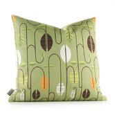 Aequorea Carnival Pillow in Grass