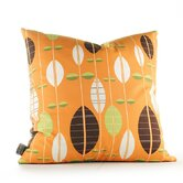 Aequorea Carousel Pillow in Sunshine