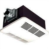 WhisperWarm 110 CFM Ceiling Mounted Bathroom Fan/Heat Combination