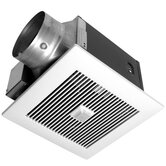 WhisperGreen 130 CFM Premium Ceiling Mounted Continuous and Spot Ventilation Fan with SmartAction Motion Sensor