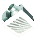 WhisperCeiling 110 CFM Energy Star Bathroom Fan