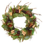 Chianti Vintage Wreath