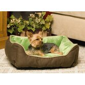 Self-Warming Heated Lounge Dog Bed