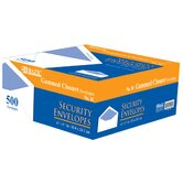 500 Ct. Security Envelopes (Set of 5)
