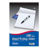 Ruled Writing Tablet (Set of 48)