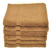 Luxury 6 Piece Face Towel Set