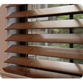 2 1/2&quot; Shutter Style Wood Blinds