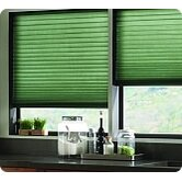 No Holes Privacy Pleated Shades