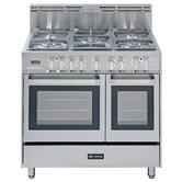 36&quot; Double Dual Fuel Oven