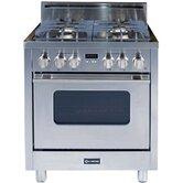 "30""  All Nautral Gas Pro Range"
