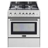 30&quot; Gas Range With Storage