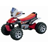 6 Volt Battery Trail Master ATV Motorcycle