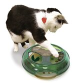 Play-N-Squeak Thrill of the Chase Cat Toy