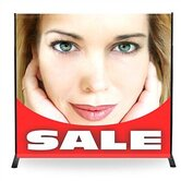 32&quot; - 96&quot; Width Adjustable Powerframe Banner Display Stand