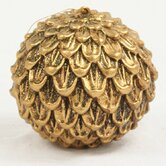 Pine Cone Ball Ornament (Pack of 12)
