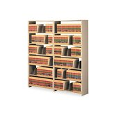 "Snap-Together Open Shelving 6-Shelf Closed Add-On, 48"" Wide"
