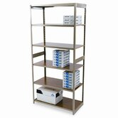Regal Shelving Starter Set, 6 Shelves