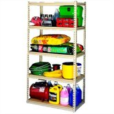 Stur-D-Store Shelving, 4 Shelves