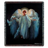 Messenger of Peace Tapestry Throw